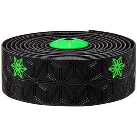 Supacaz Super Sticky Kush Galaxy Lenkerband neon grün print